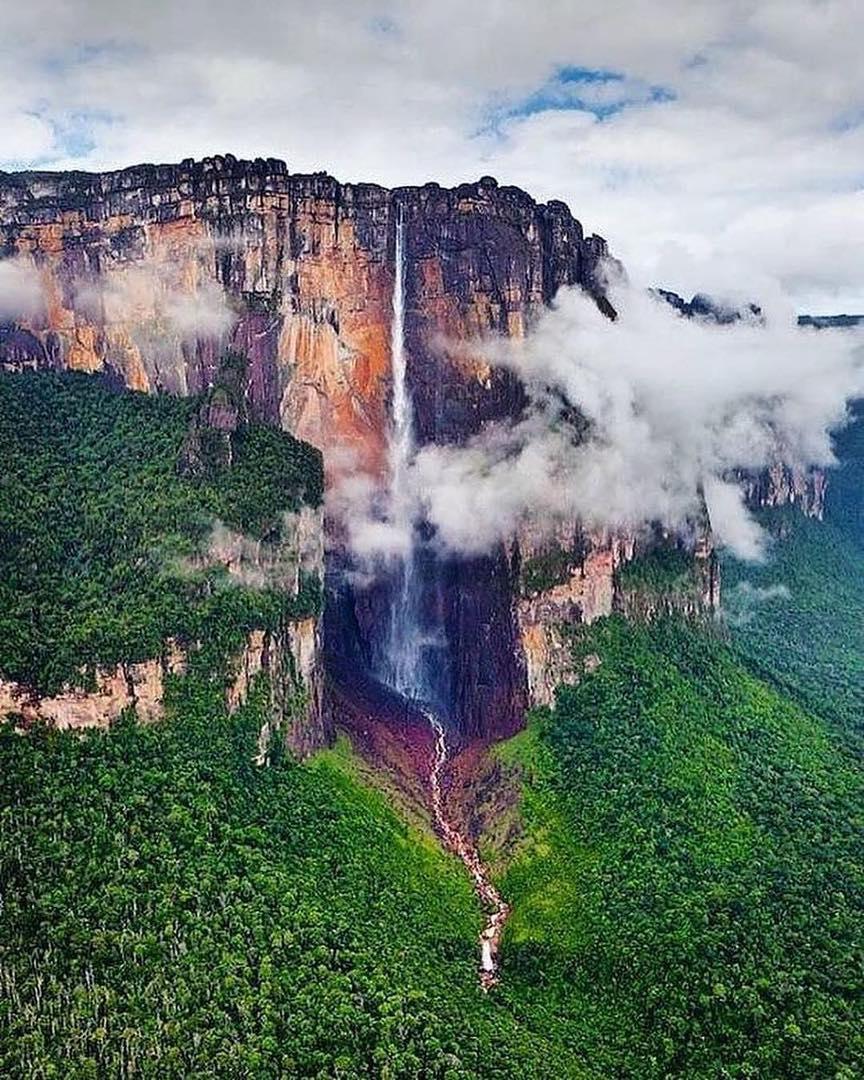 венесуэла водопад анхель фото какие дома будут