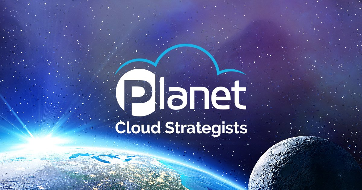 Planet Cloud Strategists on Twitter: