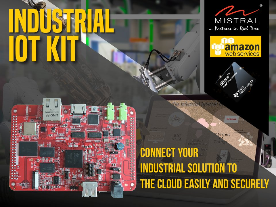 Mistral Solutions on Twitter:
