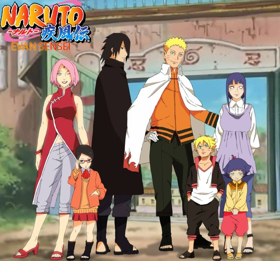 naruto family video - 925×864