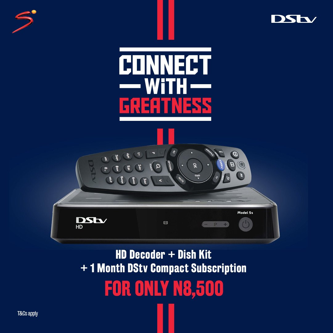 DStv Nigeria on Twitter: