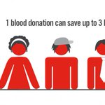 Image for the Tweet beginning: 22nd May NHS Blood donation