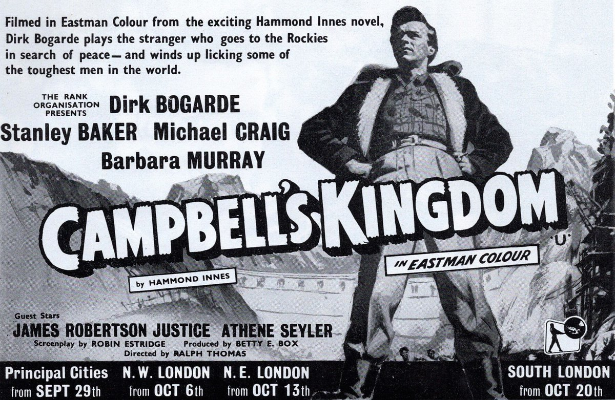 "films and filming on Twitter: ""'Campbell's Kingdom' (dir. Ralph ..."