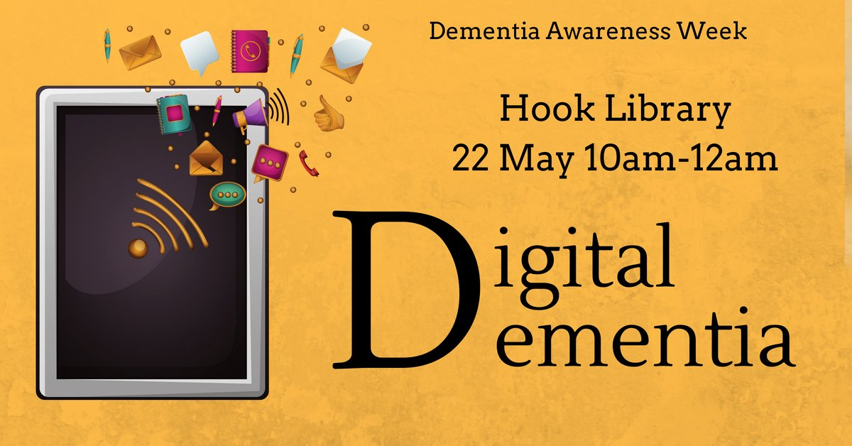 Then you might be interested in joining us at Hook Library on the 22 of May  to discover some useful digital tools. More infos here  https://goo.gl/pdR5uG ...