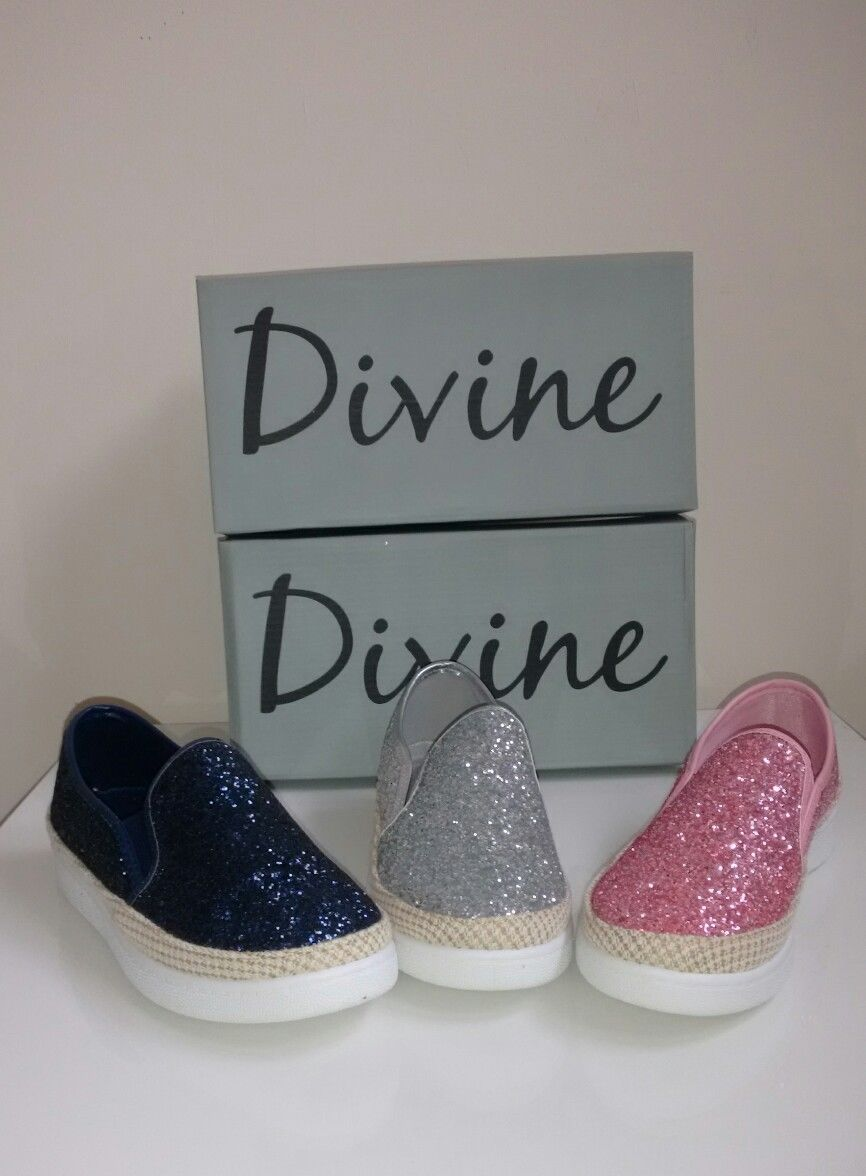 f5599aa975b ... Silver and Navy Blue in our Ebay auction Loads of sizes available  https   www.ebay.co.uk itm 183217900141 …  Bargain  Glitter  espadrilles   Feet  summer ...