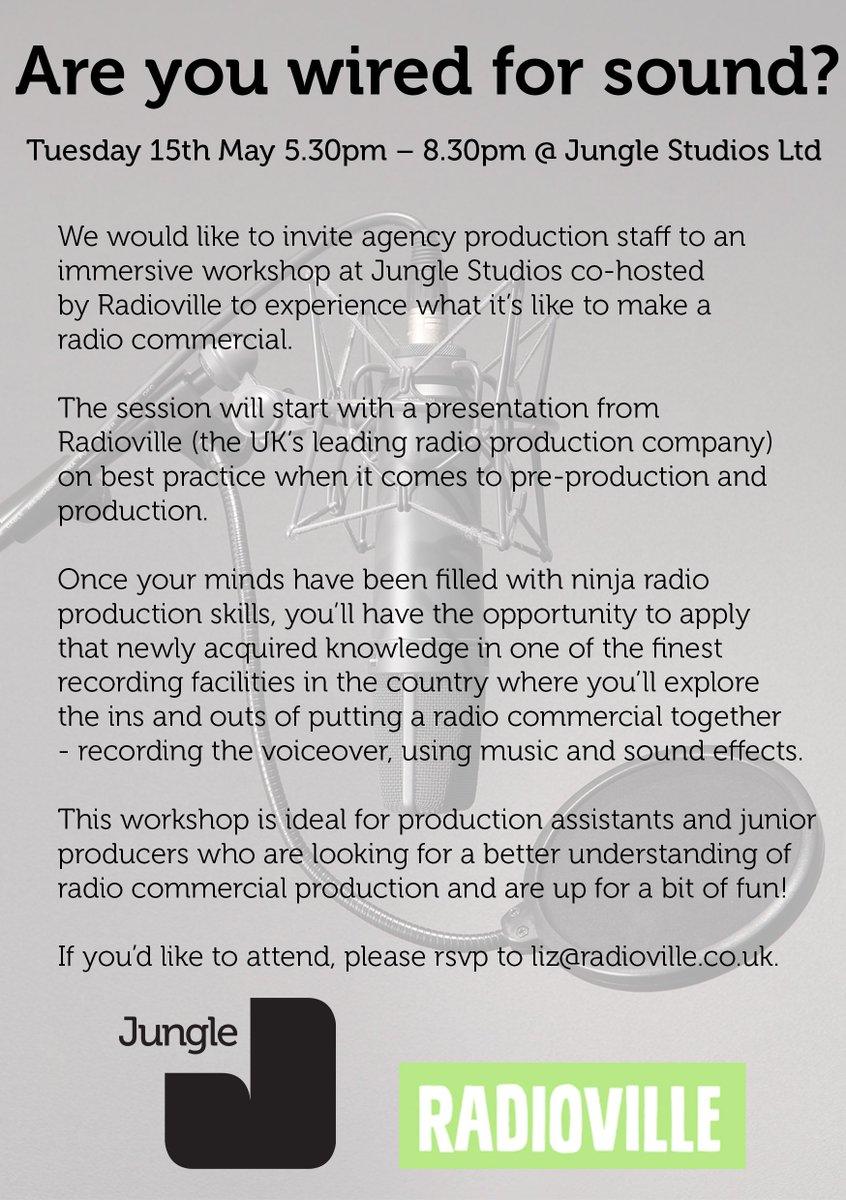 Radioville on Twitter: \