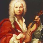Underneath Vivaldi's white wig was curly red hair, inherited from his father, and this prompted friends to nickname the composer 'il Prete Rosso' - the red priest - after his ordination in 1703 #THB_SouthStokeSeries #composerfacts