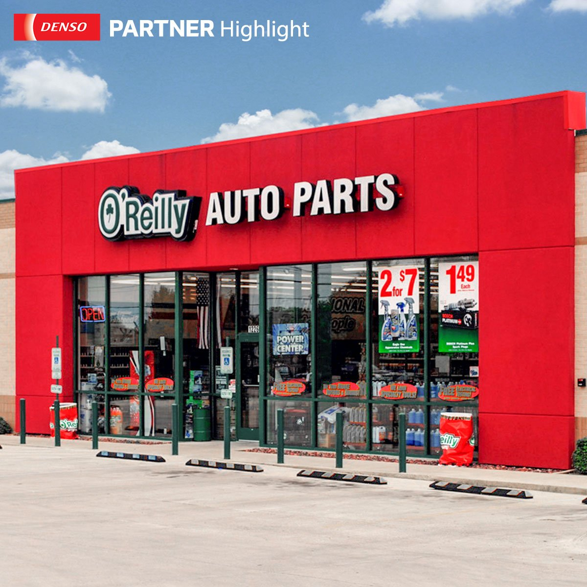 Nearest Auto Parts >> Denso Auto Parts On Twitter Partner Highlight Denso Is