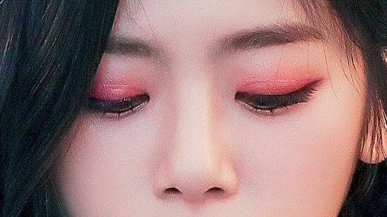 Dreamcatcher Details On Twitter ʚ Jiu Minji ɞ Eye Makeup