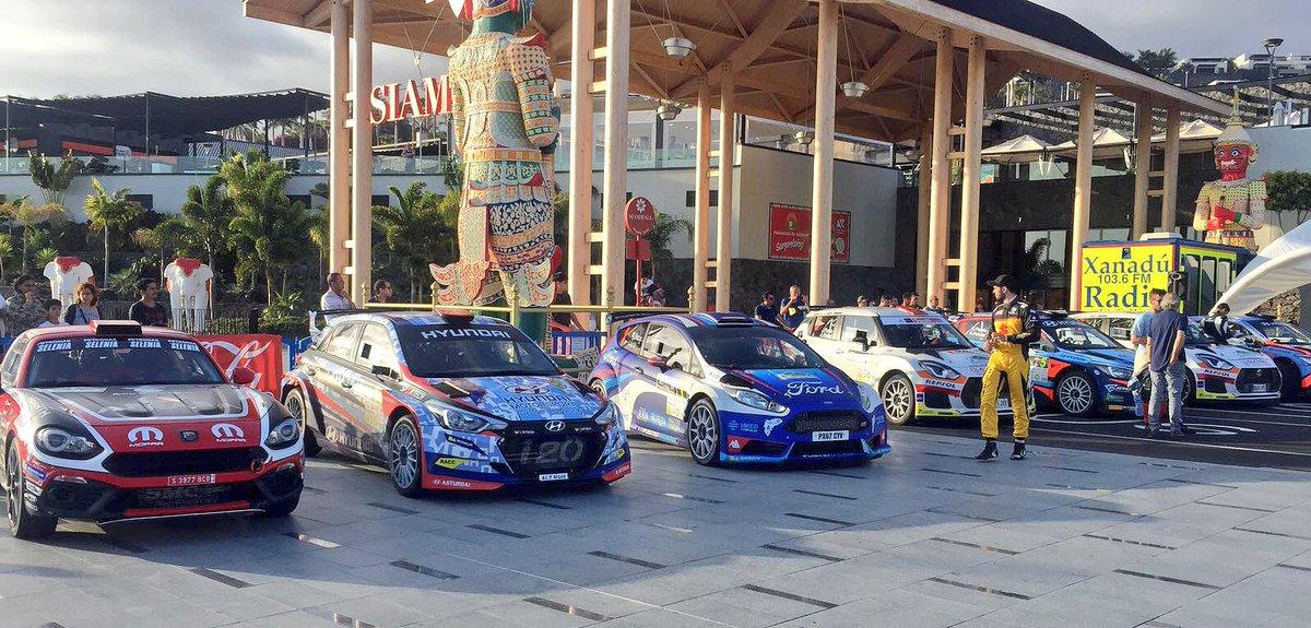 CERA: 28º Rallye Villa de Adeje - Trofeo Cicar [11-12 Mayo] - Página 2 Dc79jcTX4AA4btX