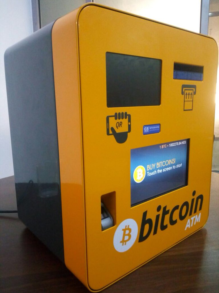 How To Buy Bitcoin Through Atm Machine | How To Earn 0.1 ...