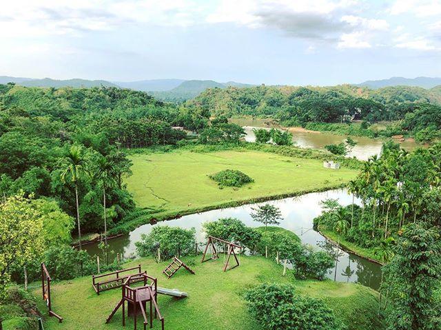 test Twitter Media - Cute little playground on the hill by the lake! Kids enjoyed a lot!  #Nazimgarh #nazimgarhwildernessresort #sylhet #LalaKhal #Lala #playground #hill #hilltop #lake #bangladesh #travel #travelblogger #travelphotography #travel #travelgram #instagram #iPho… https://t.co/Hx7AzrECFh https://t.co/EP6km4qJJr