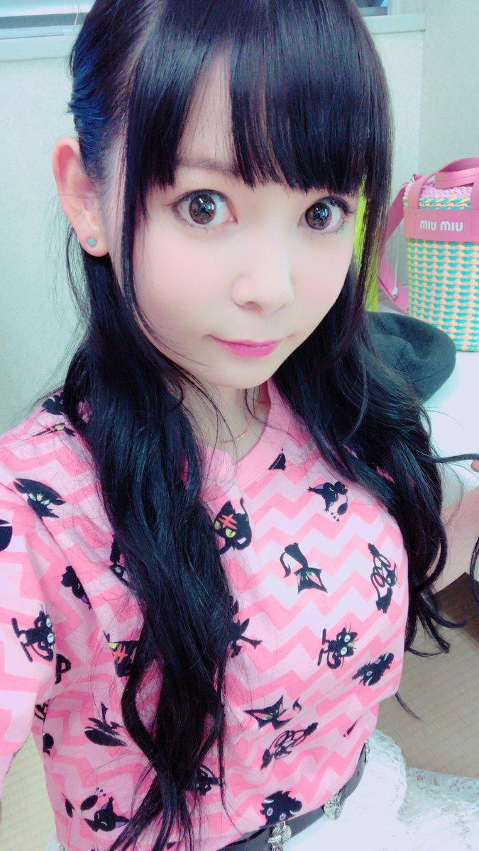 目がぱっちりしている中川翔子