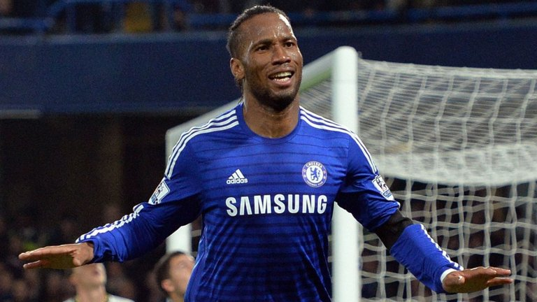 Who was better?  RT for Prime Drogba   Like for Prime Rooney