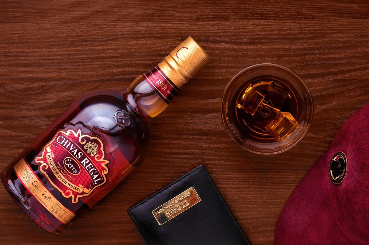 In this moment, you deserve to enjoy your day the best way. Why not try a bottle of Chivas Regal Extra? https://t.co/LwbuFr2OWW
