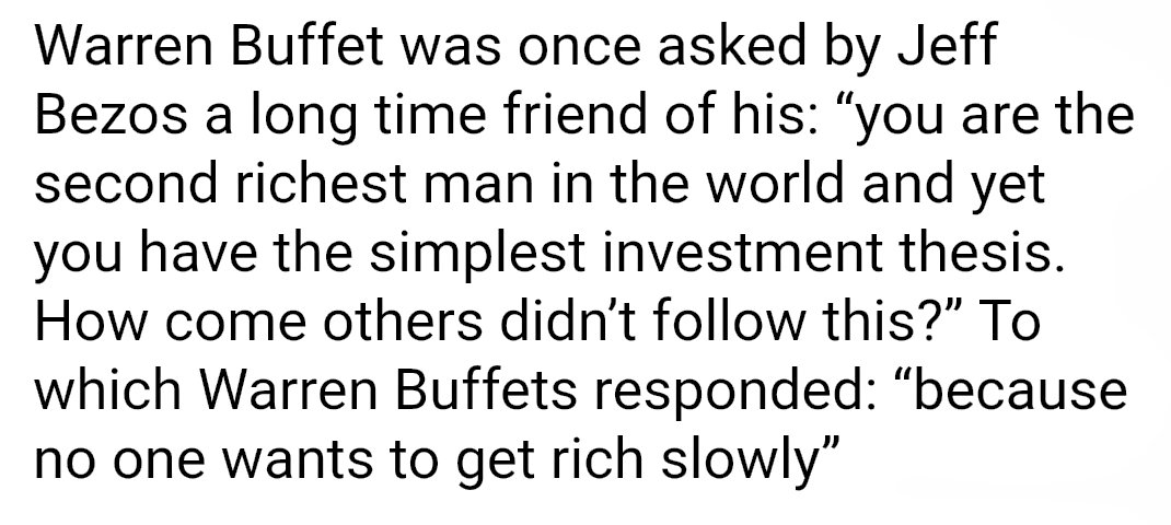 Retweet if you understood the message in this small but very powerful reply from #TheOracleofOmaha #WarrenBuffet to #JeffBezos https://t.co/AvXVkrMFmE