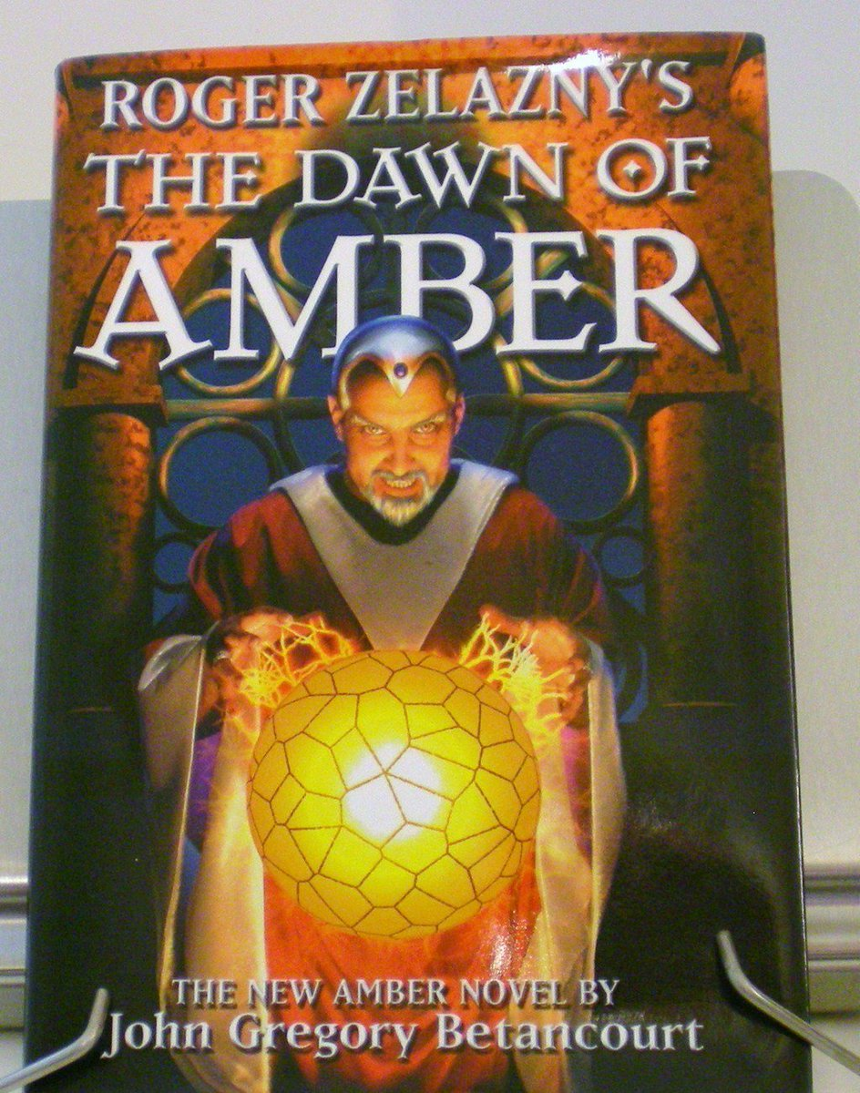Roger Zelazny's The Dawn of Amber byJohn Gregory Betancourt http://www.cindybearsden.com/store.php/CindyBearsDen/pd7552887…  via @CindyBearsDen #SciFi #Amber #series