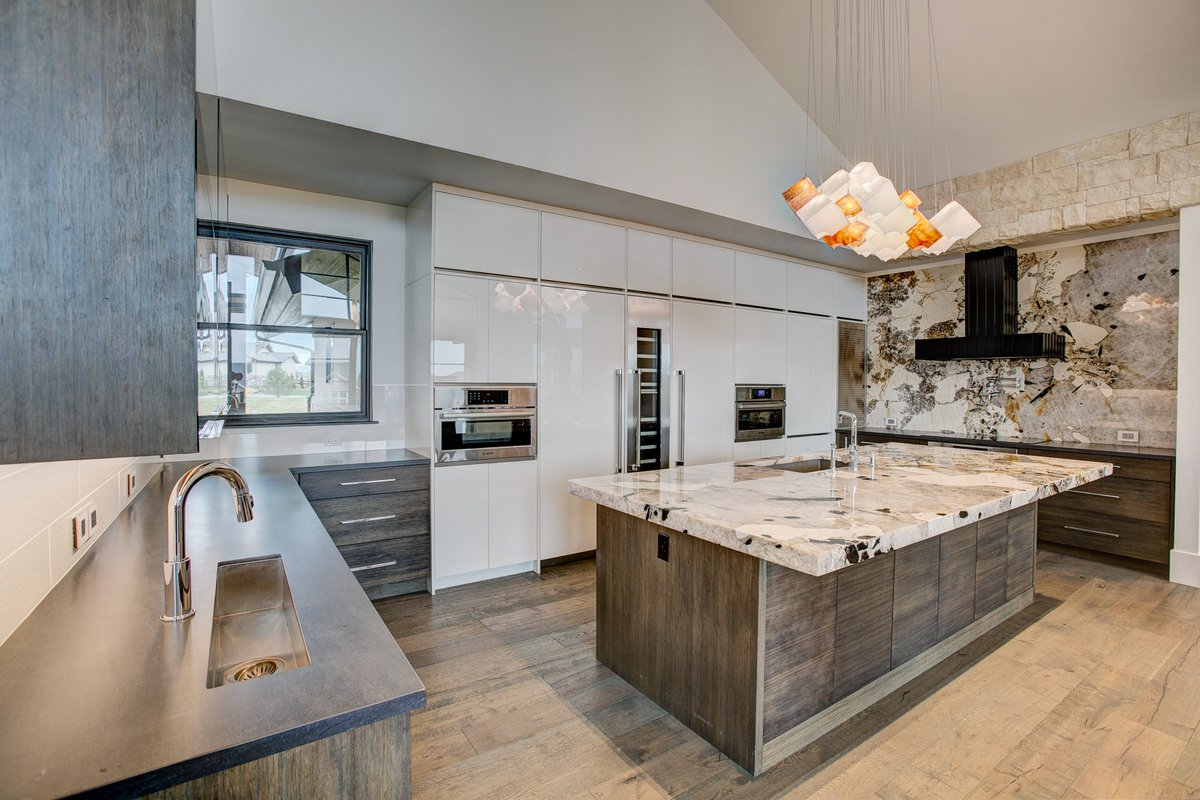 #Springhaus #EverythingAmazing #Kitchen #InteriorDesign #HomeDesign  #HomeDecor #FortCollins #Colorado #Design #Lighting #Surfaces #Denveru2026 ...