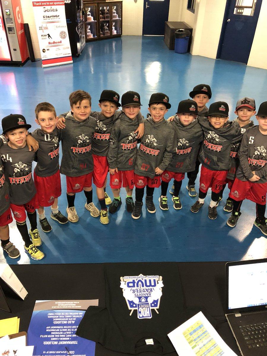 Bandits Battle Spring Hockey Tournament On Twitter Regina Titans