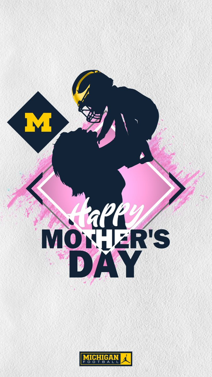 Thank you to all the Moms out there, from the bottom of our hearts. 🎉#HappyMothersDay 🎉 #GoBlue   #UMichMoms