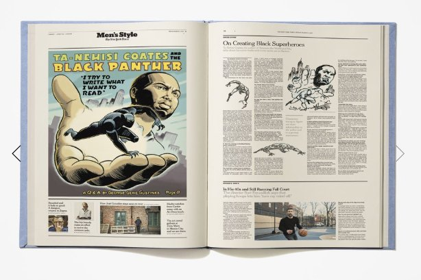 I M Very Proud To Have Many Bylines Within From A Piece On Juddwinick And G L One Ta Nehisi Coates B P Excelsior