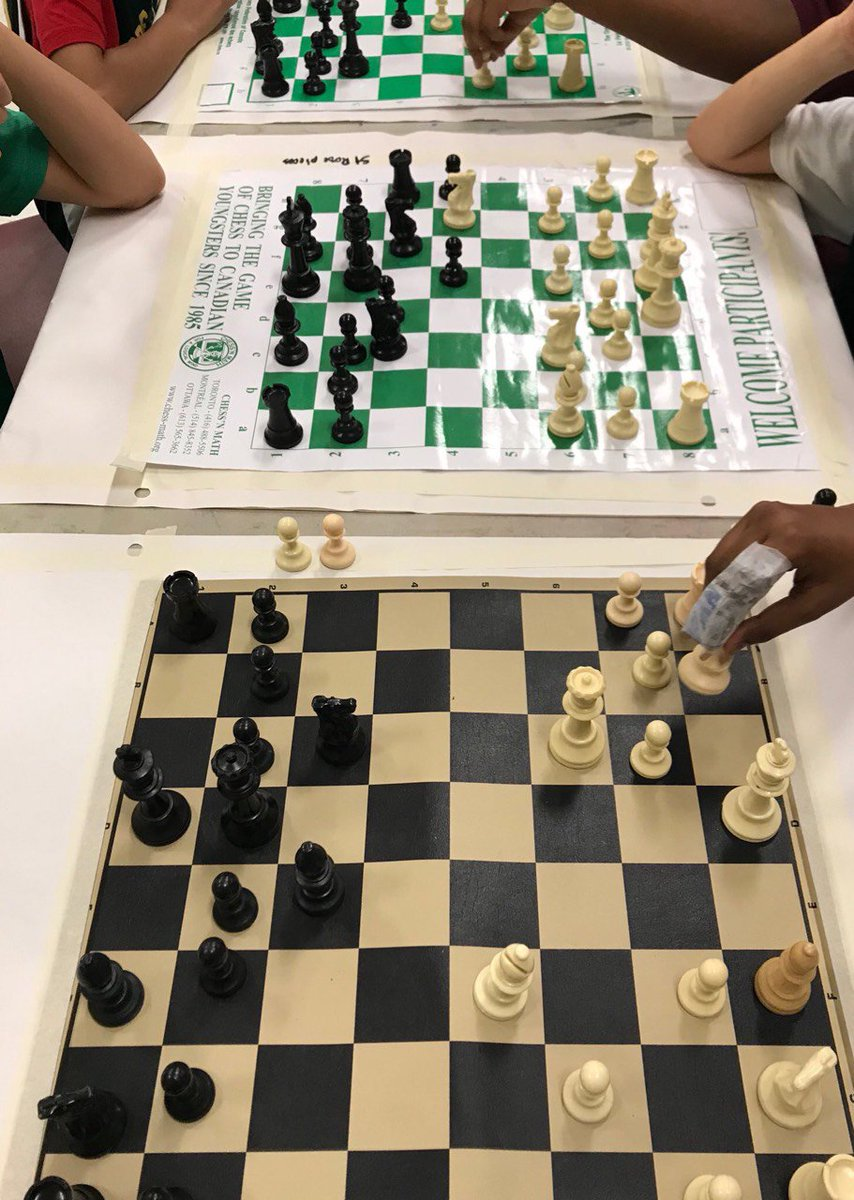 21yrs Later There Are Chess Clubs In 6 Of My Schools And I Ve Probably Taught 500 Kids How To Play This Year S Tournament Overflowed With 85 Little