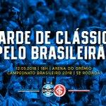Dia de Grêmio