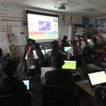 Image for the Tweet beginning: Our @LoaraElementary scholars learning about