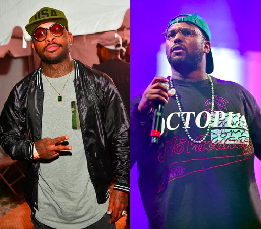 New Music: @Royceda59 Feat. @ScHoolboyQ 'Cut Throat' https://t.co/AWg2QF3zBb  https://t.co/486pV6Tv89