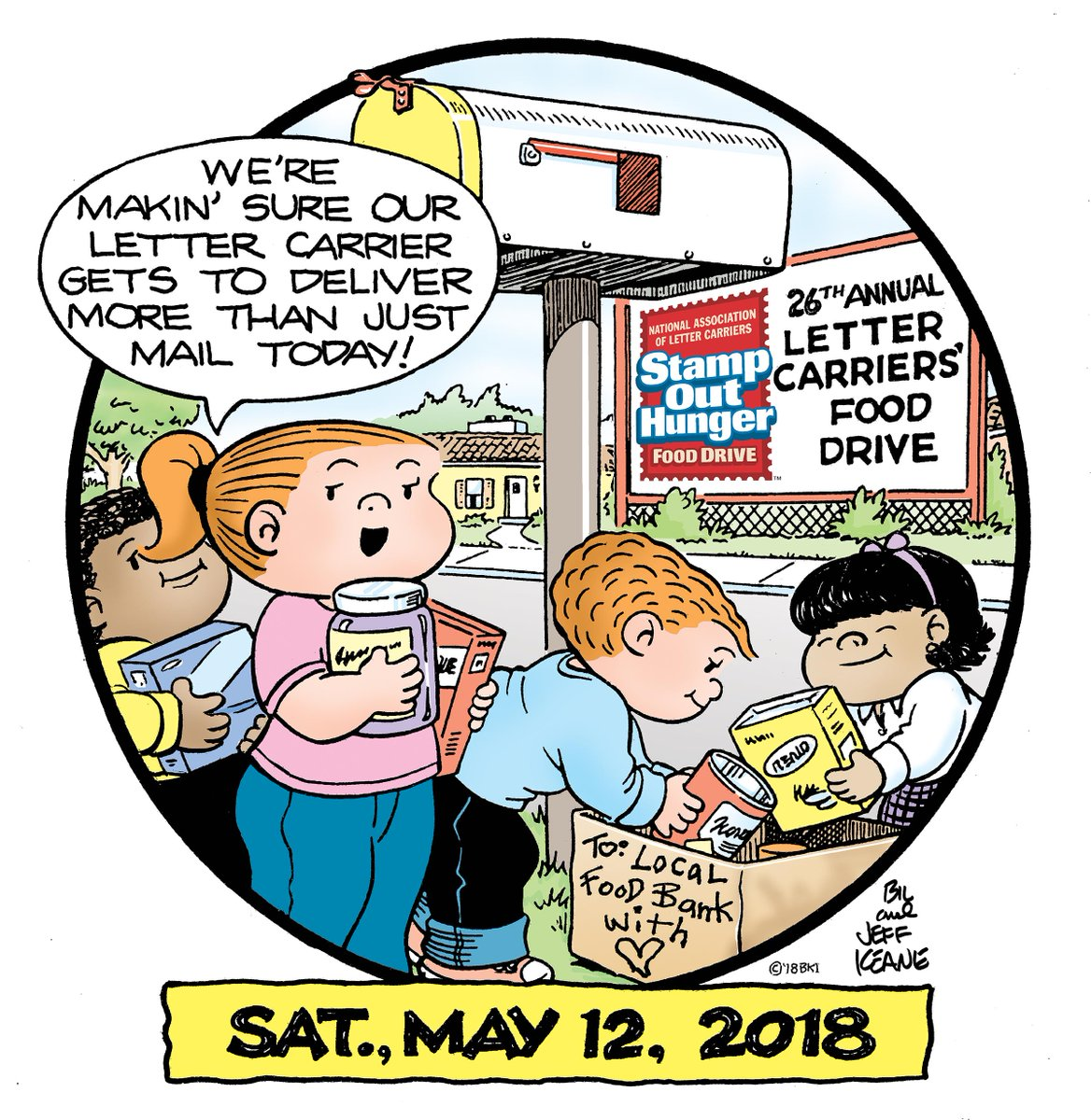 Montgomery area fb on twitter the 26th annual national association all you need to do is leave a donation near your mailbox tonight and your letter carrier will pick it up as they complete their regular altavistaventures Gallery