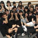 Image for the Tweet beginning: 【欅坂46】デビュー当時のブログを読み返した結果www