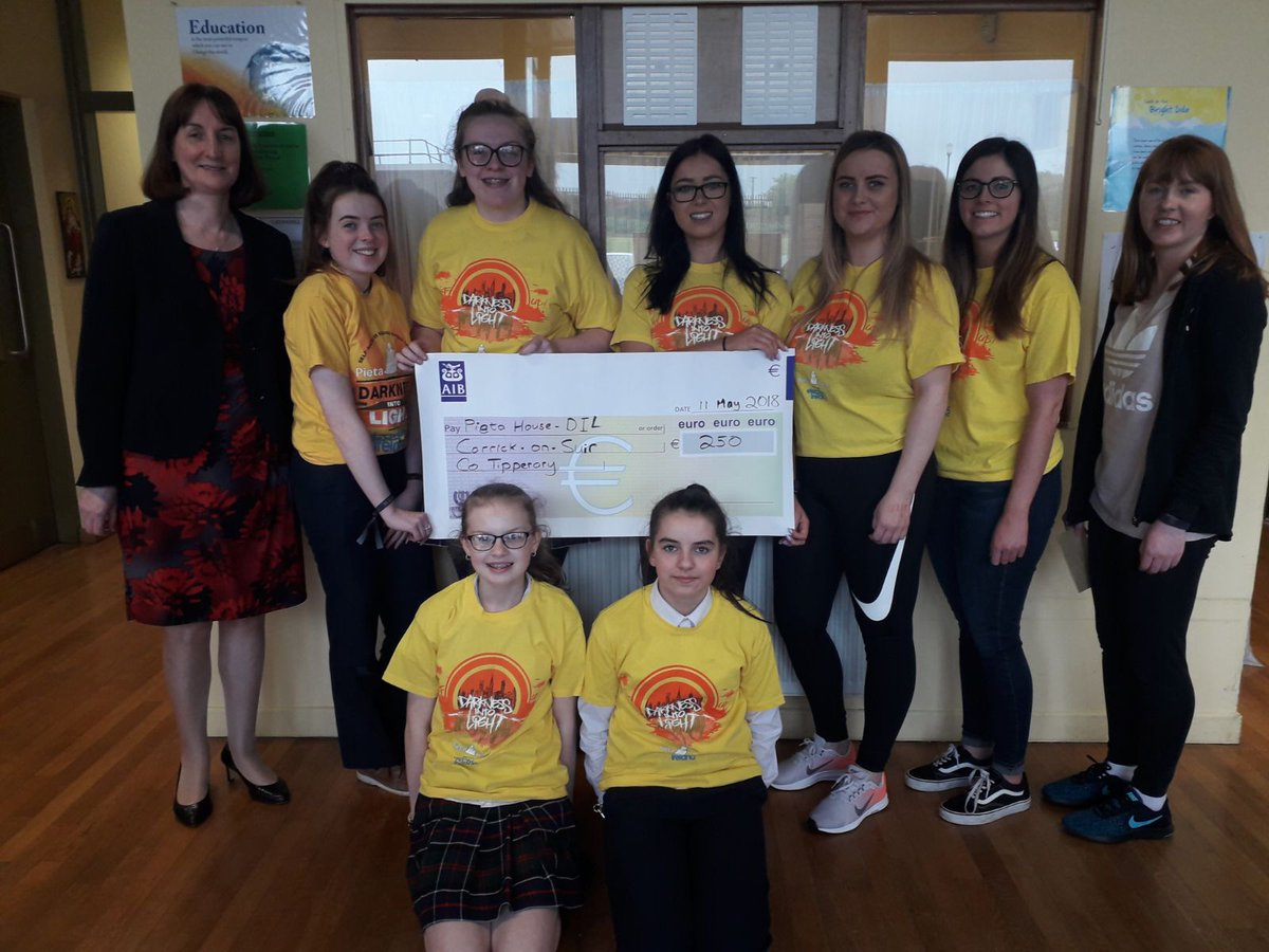 Carrick-on-Suirs Scoil Mhuire school hosts its annual student