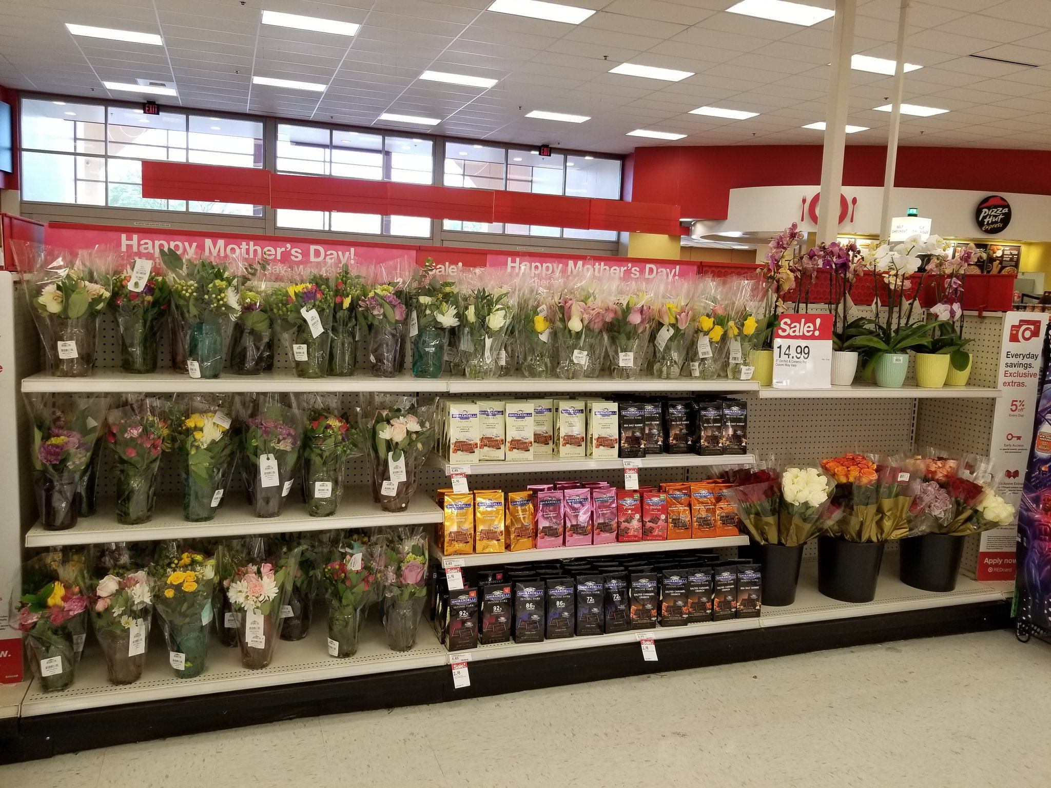 Flor Cinco On Twitter Keeping Those Flowers Fresh For Mothers Day