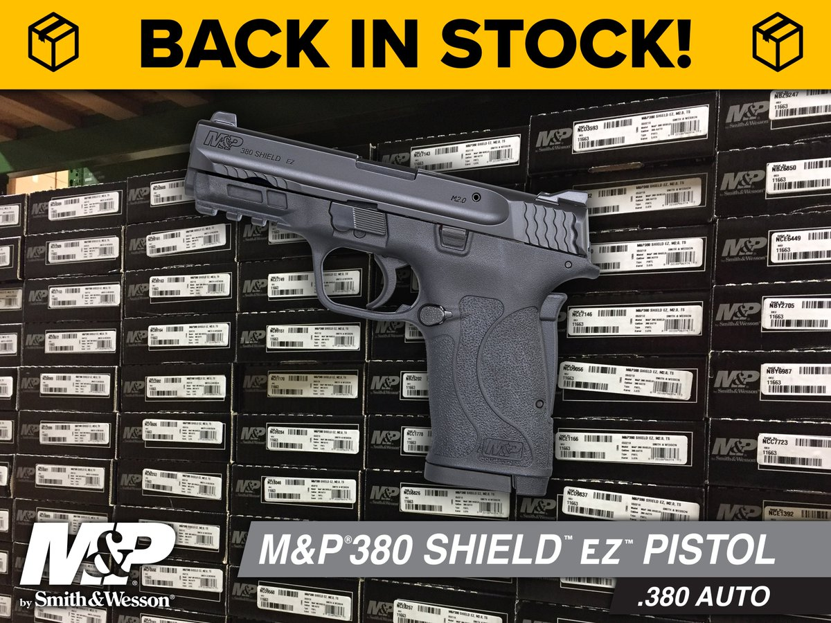 Florida Gun Exchange On Twitter 380 Shield Ez Back In Stock At Fge Stop By Our 14 000 Sq Ft Super Store And Grab Yours Before They Re Gone Smithandwesson Shield380 380ez Concealcarry 2a Doing business as:florida gun exchange 002, inc florida gun exchange, inc. twitter