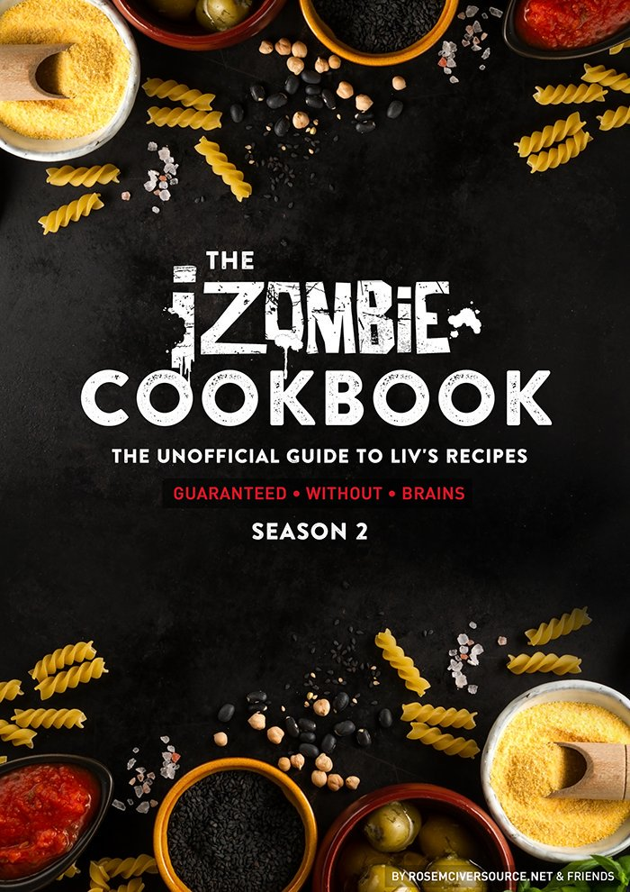 The Izombie Cookbook Izombiecb Twitter
