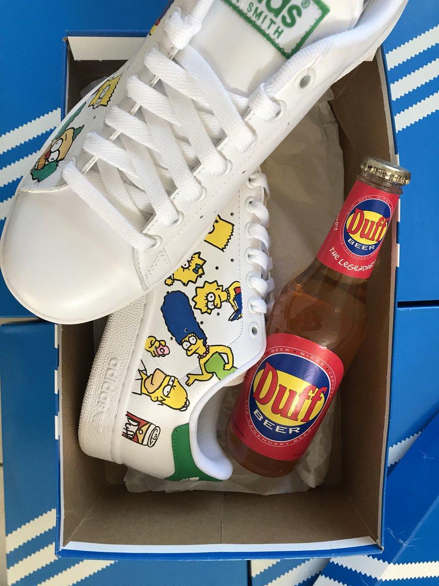 adidas chaussure biere