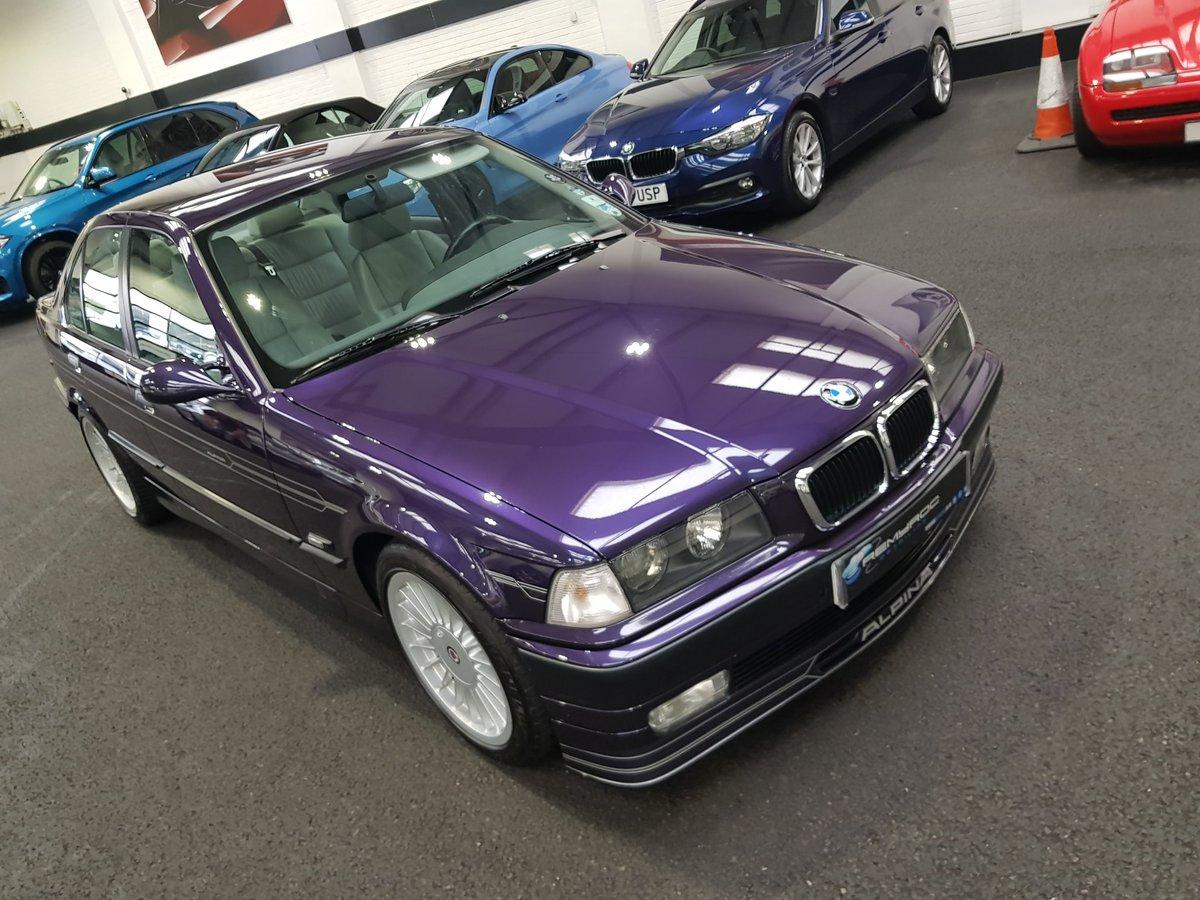Neil ALPINA Register On Twitter Another Rare Sight BMW ALPINA - Bmw alpina b8