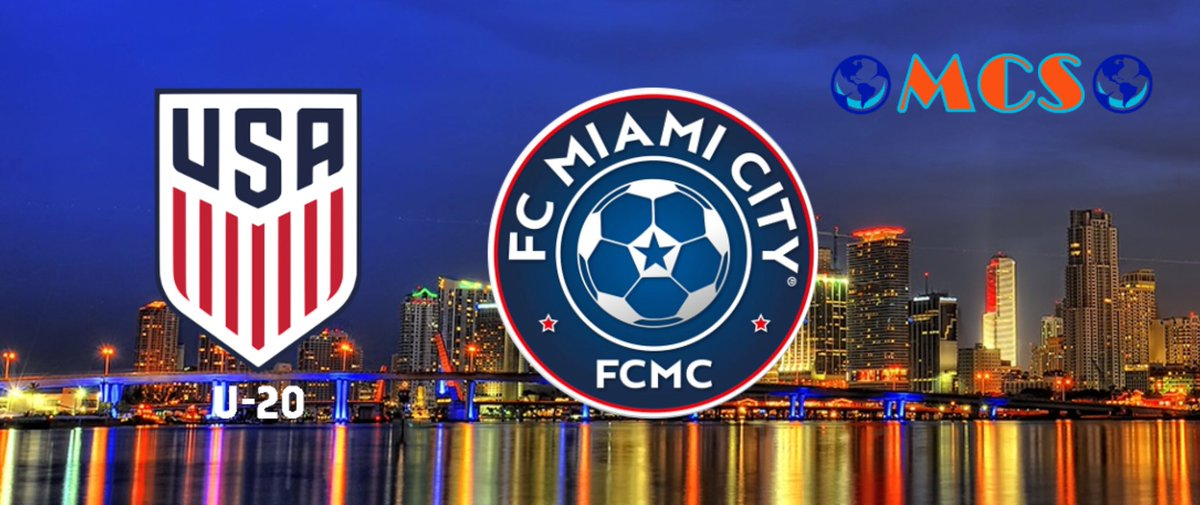 763a98de0 Extra time for  MiamiSoccerWeek! cc   ussoccer ynt  http   magiccity.soccer  2018 05 11 fc-miami-city-and-the-u-s-mens-u-20-team-to-play-sunday  ...