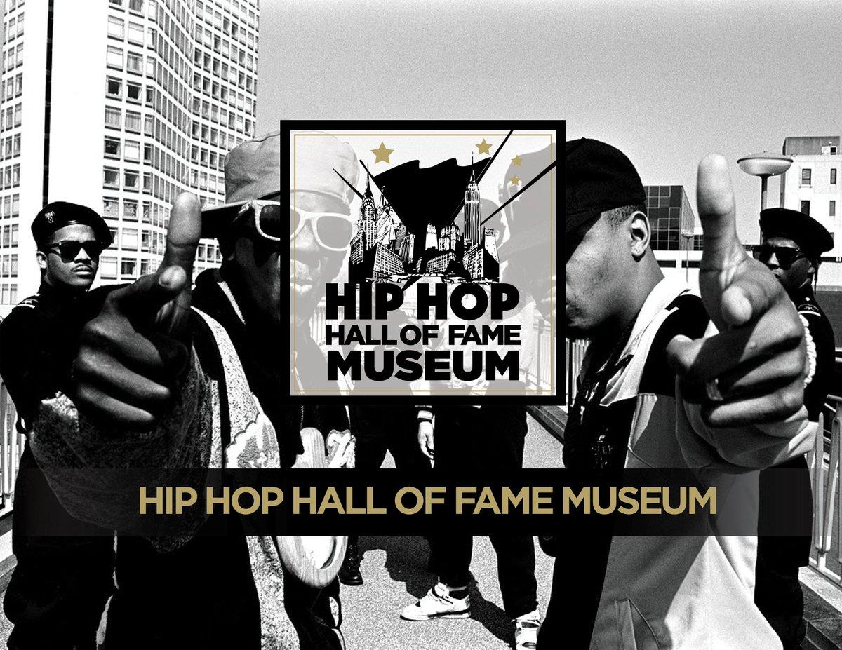 Hip Hop Hall of Fame on Twitter: