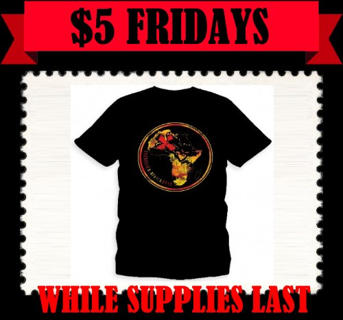 This weeks $5 Friday also supports a great cause!  getsomemerchandise.com/tech-for-africa