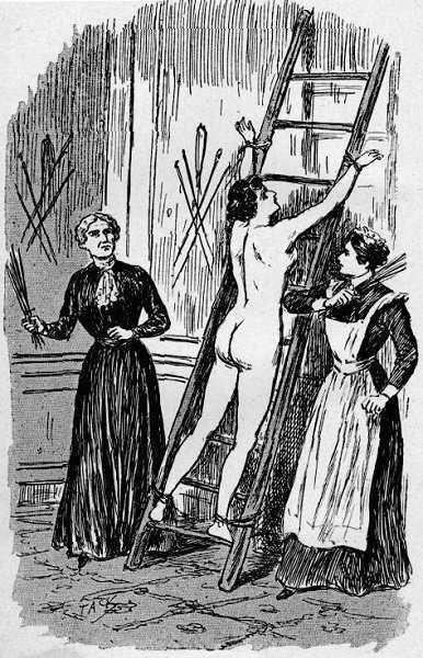 Victorian Bondage Posters Prints By Wayne Anderson