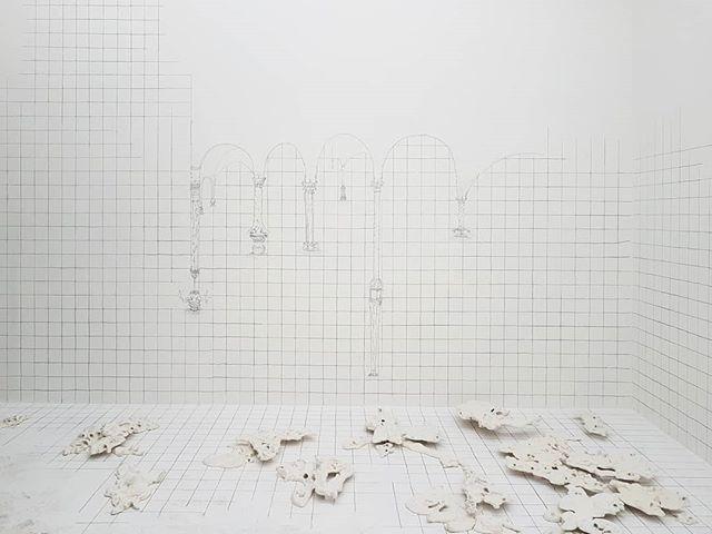 #BenniBosetto #GliImbambolati @project_ada #sculpture #Rome https://t.co/WhTcgR3nQv