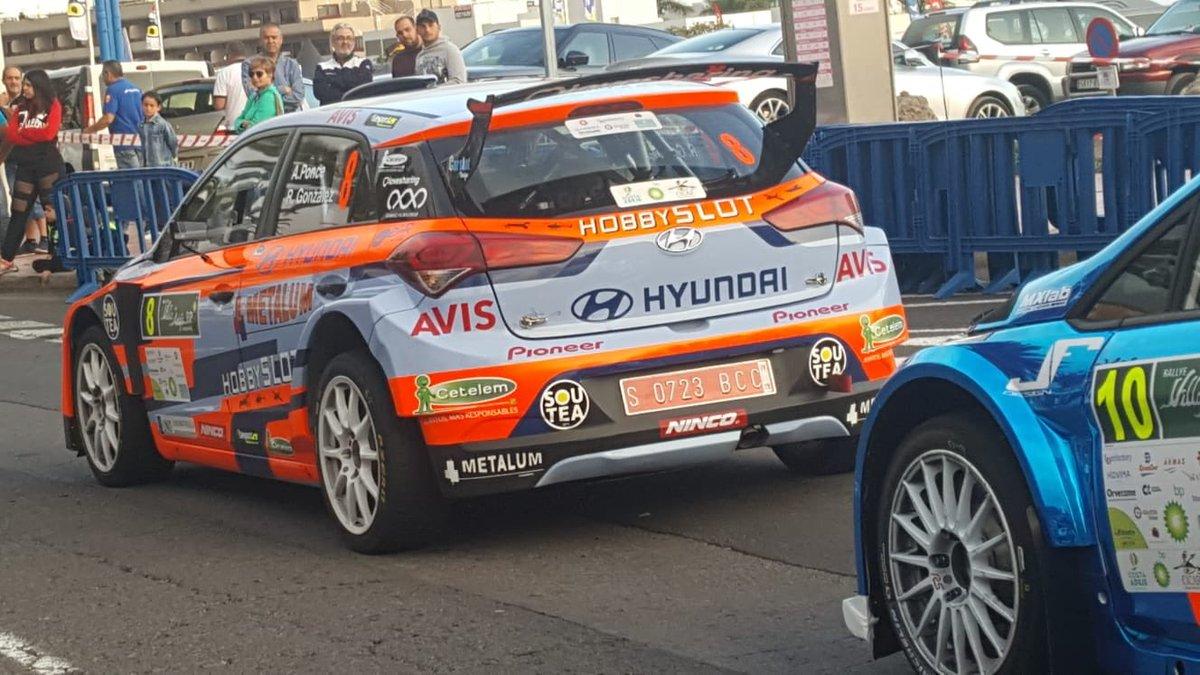 CERA: 28º Rallye Villa de Adeje - Trofeo Cicar [11-12 Mayo] - Página 2 Dc8UdntW0AA1fK2