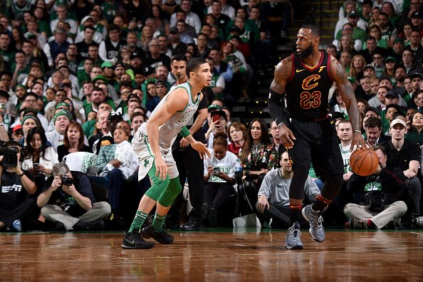Get ready for the Eastern Conference Finals by taking a look at the play type data for the @Cavs and @Celtics presented by Synergy Sports Technology.   on.nba.com/2IbZrOl