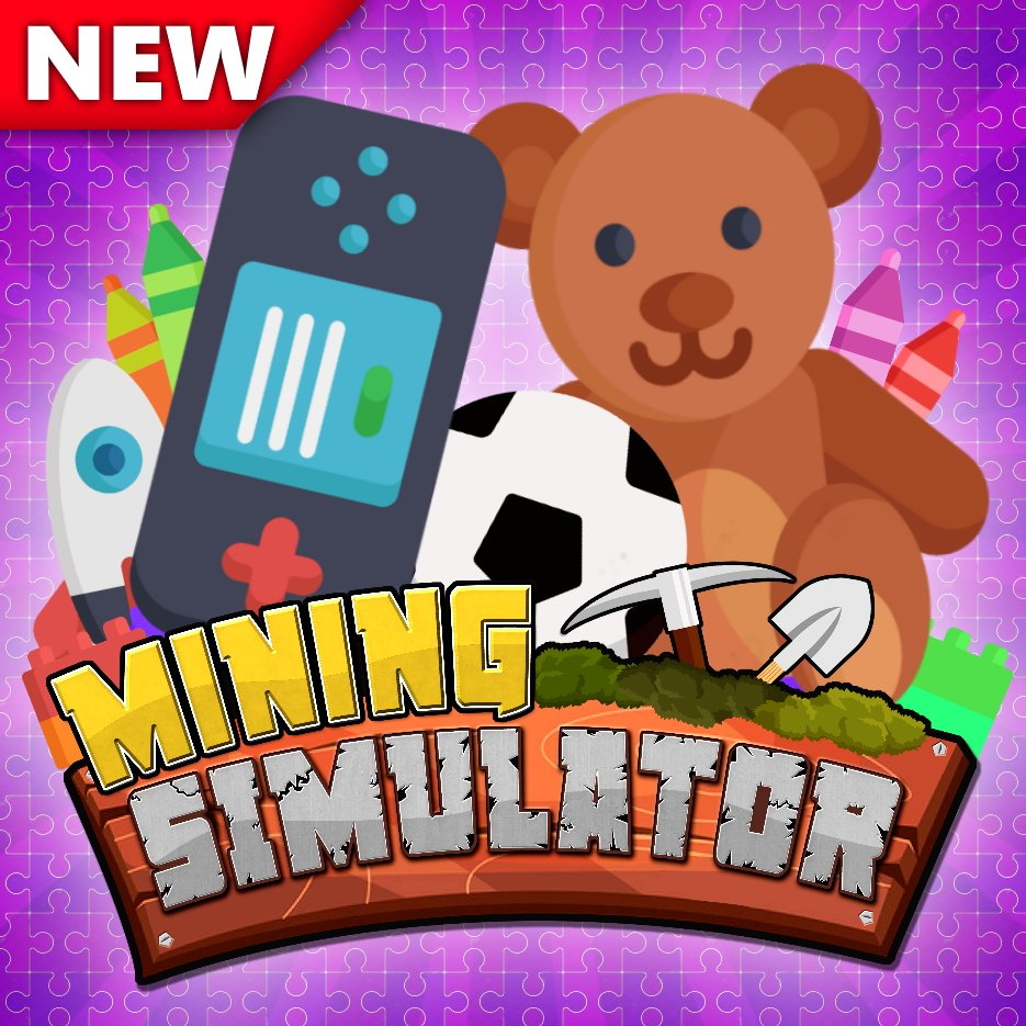 Isaacrblx On Twitter New Mining Simulator Update Check Out 4