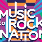 Image for the Tweet beginning: Music to Rock the Nation
