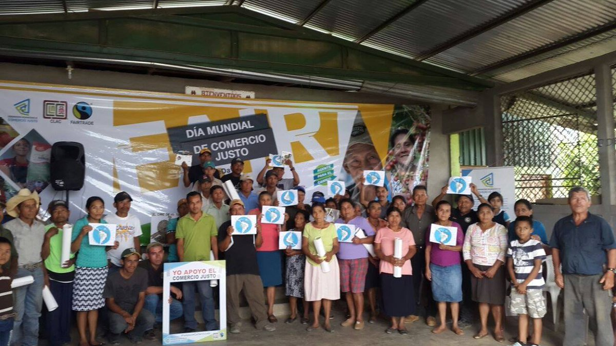 Clac comercio justo on twitter nicaraguan fair trade network and clac comercio justo on twitter nicaraguan fair trade network and the coffee organizations cpco also join in the celebration of the international fair platinumwayz