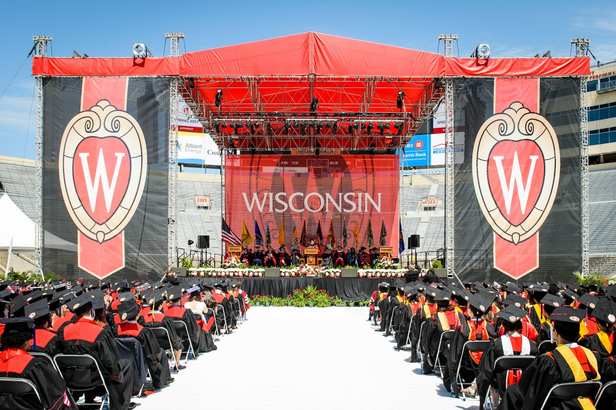 Sleep tight, soon-to-be @WisAlumni… for tomorrow, we #UWGrad. commencement.wisc.edu
