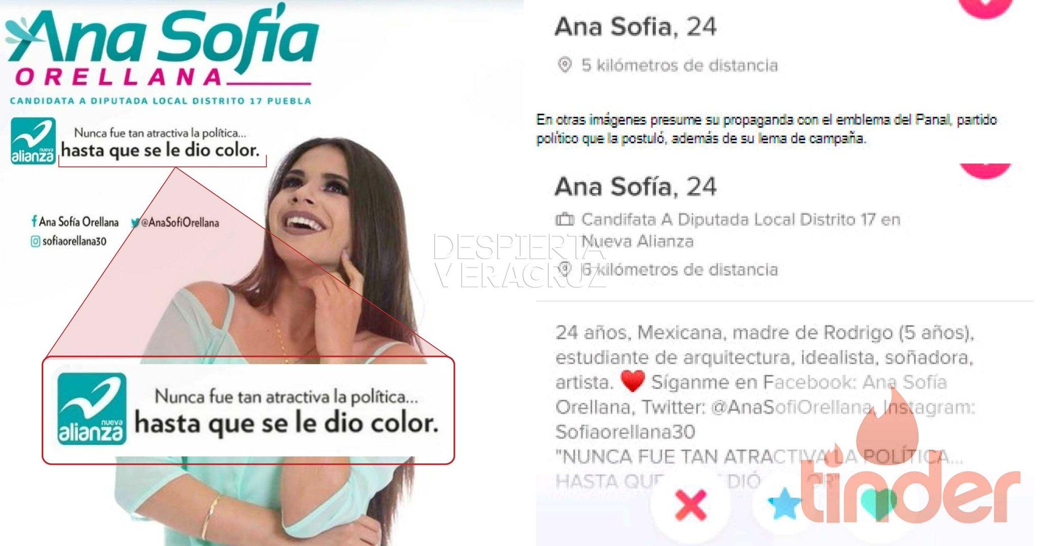"Ana Sofía Orellana despierta veracruz в twitter: ""#tendencias ana sofía"