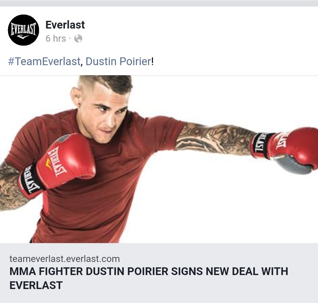 ������ Signed a new deal with @Everlast_ I'm excited about our future!! https://t.co/wrdVQVd6Zq